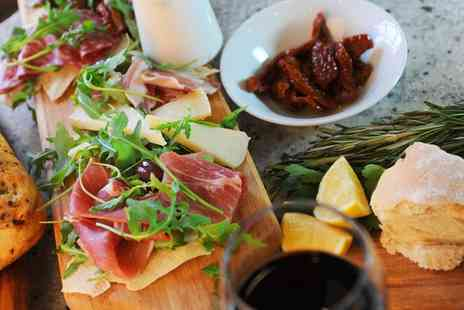 Il Moro - Italian Meal with Wine for Two or Four - Save 54%