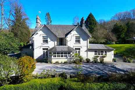 Briery Wood Country House Hotel - Three Nights Stay with Breakfast and Options for Cream Tea or Cruise Tickets - Save 0%