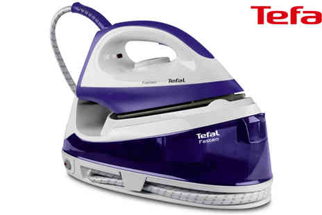 AMS Global - Tefal SV6020 Fasteo Steam Generator - Save 24%