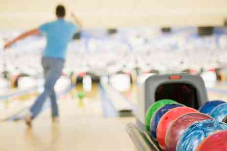The Bowl Bromborough - Three Hour Bowling with Pizza for Four or Six - Save 69%