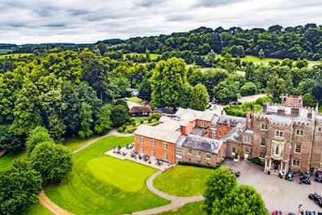 Donnington Grove Country Club - Two night Berkshire manor stay with meals & wine - Save 69%