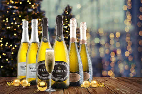 Virgin Wines - Six bottles of Prosecco - Save 33%