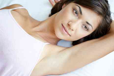 Dermis Clinic - Three or Six Sessions Laser Hair Removal on Upper Lip or Underarms - Save 46%