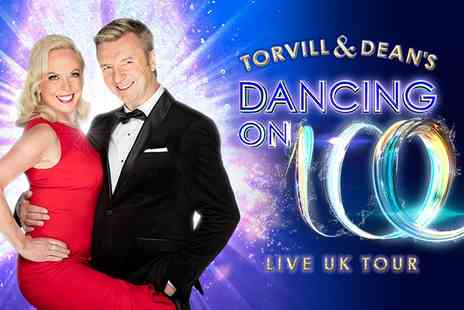 Dancing on Ice Live Shows 2018 - One ticket to see Dancing on Ice Live Tour 2018 on 23 March To 15 April - Save 0%