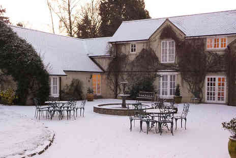 Esseborne Manor - Three Star Victorian Country Hotel in Beautiful Location For Two - Save 51%