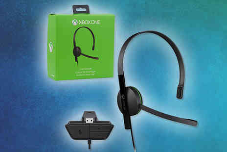 Student Computers - Xbox One chat headset - Save 0%