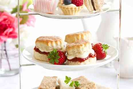 Stone House Hotel - Afternoon Tea with Optional Prosecco for Two or Four - Save 37%