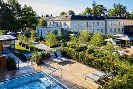 Rudding Park - Rooftop spa day with afternoon tea - Save 52%