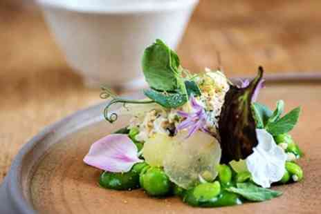 Rudding Park - 3 AA Rosette 6 course menu for 2 - Save 41%