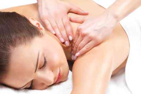 Vspa - Choice of One Hour Massage with Optional Express Facial - Save 56%