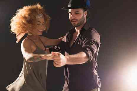 Rumba Peruvian Restobar - Four Salsa Classes with Wine for One or Two - Save 72%