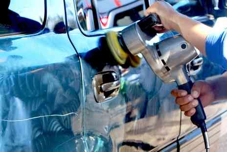 Peter Gibbs Car Body Repairs - Scratch Repair, Paintwork Touch Up and Polish for Up to Four Panels - Save 0%