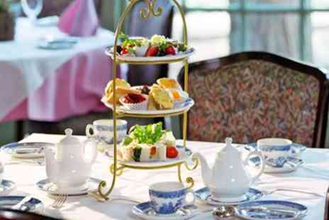 The Bridge Hotel & Spa - Afternoon tea and prosecco for 2 - Save 42%