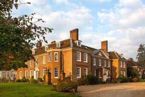 Chilston Park Hotel - Elegant manor stay with dinner & wine - Save 0%