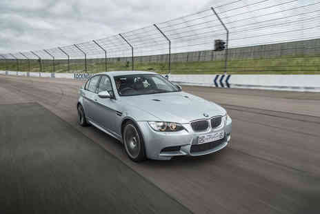 Supercar Drive Days - Three lap drifting or hot lap passenger experience in a BMW M3 midweek, or weekend experience - Save 51%