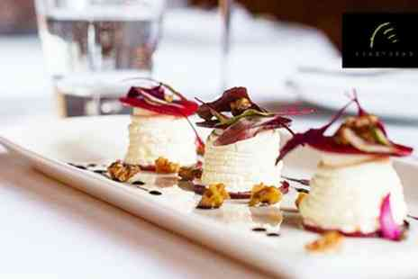 The Crazy Bear Group - English or Thai Vegetarian Gourmet Menu with Premium Champagne - Save 64%