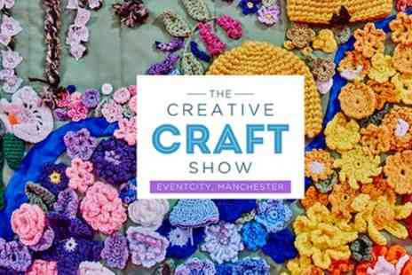 ICHF - One adult ticket to The Creative Craft Show On 1 To 3 February 2018 - Save 50%