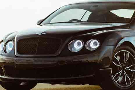Drift Limits - 14 Lap Bentley Continental Experience Driving Experience for One or Two - Save 50%