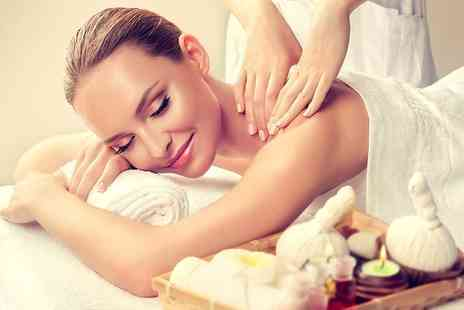 Wellbeing Centres - Choice of one hour massage - Save 78%