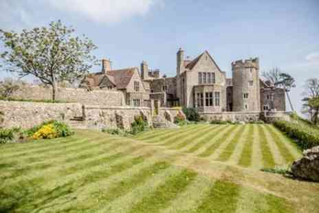 Lympne Castle Cottages - Wedding package for up to 45 people including exclusive use of the grounds and Castle, white table linen, an operations manager to assist and more - Save 56%