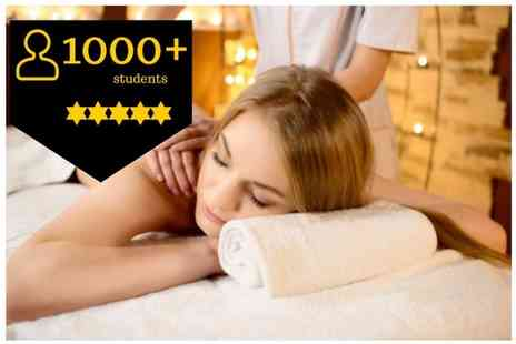 OfCourse - Online massage therapy course - Save 80%