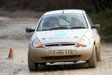 Extreme Rally - Bronze junior rally driving experience with Extreme Rally - Save 29%