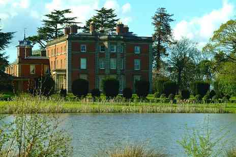 Netley Hall Estate - Two nights self catered cottage stay and fishing break for two people - Save 0%