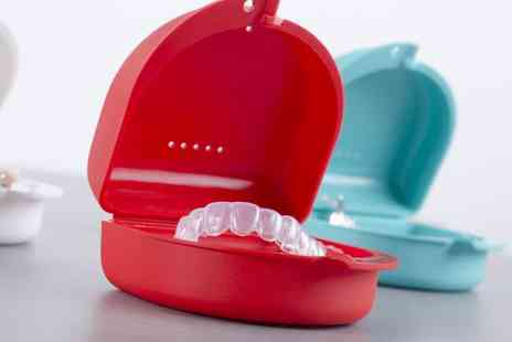 Puresmile Dental Care - Clear Braces for Top or Bottom Teeth or Both - Save 56%