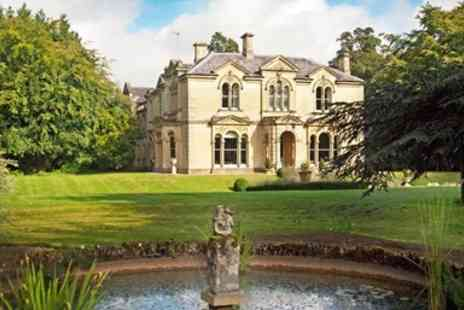 Beechfield House Hotel - Wiltshire getaway With breakfast & bubbly - Save 0%