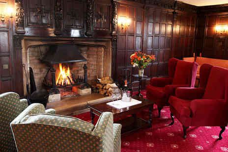 Mortons House Hotel - Three Star Majestic 16th Century Grade II Manor House for two - Save 41%