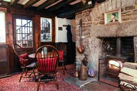 The Bull At Burford - Two night Cotswolds inn stay with dinner - Save 0%