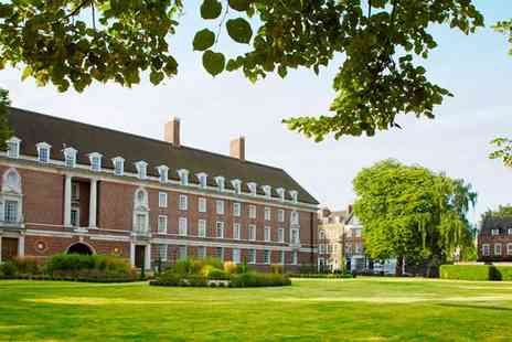 De Vere Devonport House - Four star getaway with meals & bubbly - Save 0%