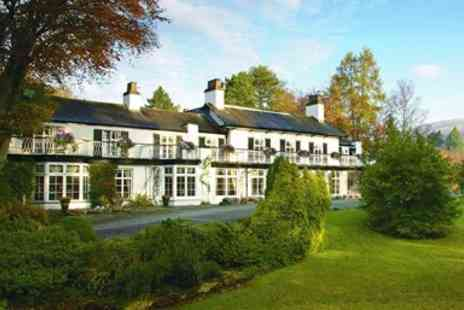 Rothay Manor Hotel - Lake District stay near Windermere with dinner - Save 0%