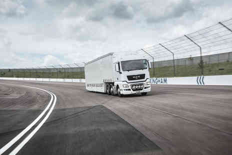 Supercar Drive Days - Weekday or weekend truck driving experience - Save 59%