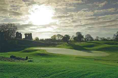 Castle Dargan Golf CLub - One or two night stay for two with breakfast and spa credit - Save 36%
