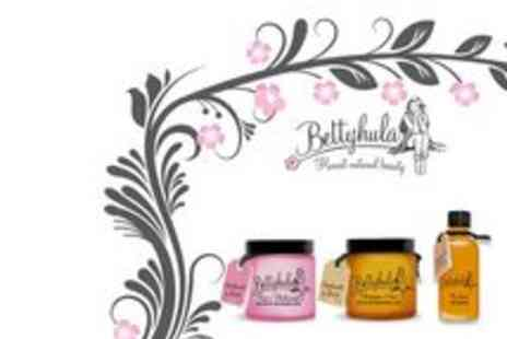 Betty Hula - Betty Hula 2 Moisturisers and 1 Secret Oil - Save 62%