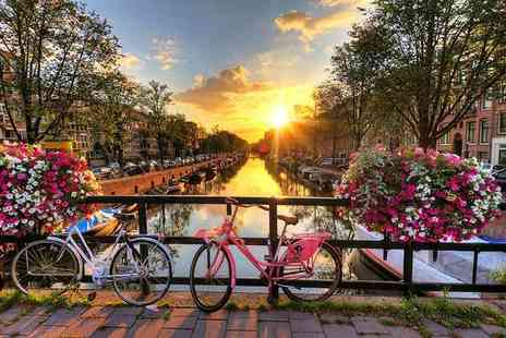 SuperBreak - Three or four night Amsterdam mini cruise departing from Hull and including transfers and hotel stay - Save 0%