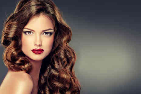 Exquisite Hair & Beauty - Half head of highlights with wash, cut and blow dry or full head of highlights or balayage - Save 66%