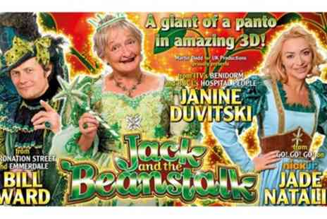 ATG Tickets - One band A ticket to see Jack and the Beanstalk on 2 To 7 January - Save 42%