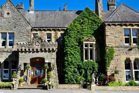 Hunday Manor Country House Hotel - Cumbria country house escape with meals - Save 0%