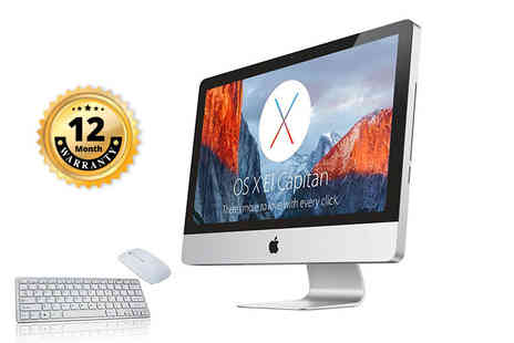 IT Trade Services - Apple iMac A1224 with 250GB HDD, keyboard, mouse and 12 month warranty - Save 73%
