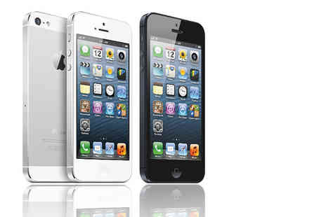 Renew Electronics - 16GB Apple iPhone 5, or £119 for a 32GB model choose from two great colours - Save 41%