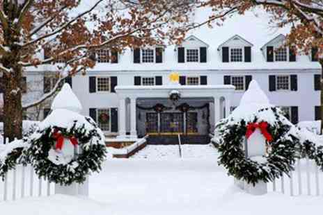Woodstock Inn & Resort - Top Resort in Vermont during Ski Season - Save 0%