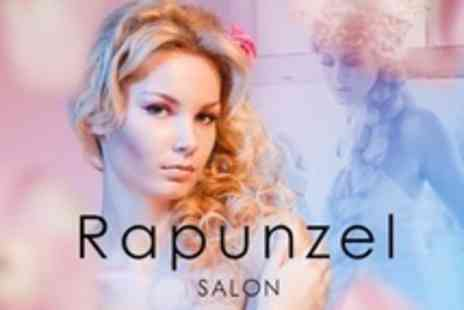 Rapunzel Salon - Half Head Highlights With Cut and Blow Dry - Save 55%