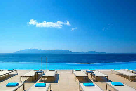 Michelangelo Resort & Spa - Five Star Beachfront Resort with Infinity Pool & Sea Views - Save 51%