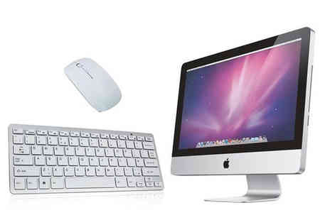 IT Trade Services - Apple iMac A1224 with 4GB RAM and 500GB HDD or 4GB RAm and 1TB HDD or  8GB RAM and 2TB HDD - Save 74%