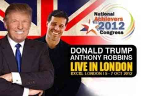 Success Resources - One Tickets to Three Day Event Featuring Donald Trump - Save 67%