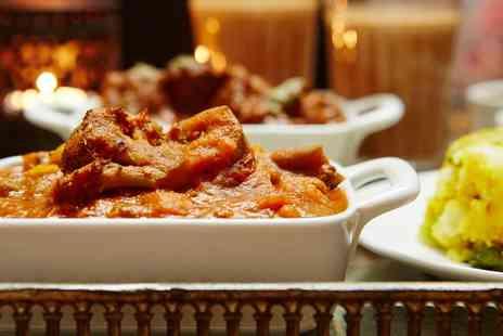 Mister Singhs India - Curry and Rice for Two or Four - Save 58%