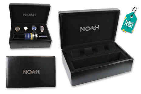 Kendor Van Noah - Watch and jewellery collection box - Save 67%