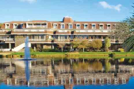 Channel Islands Direct - Three night deluxe break at spa hotel - Save 0%